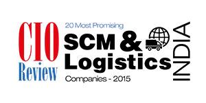 20 Most Promising SCM & Logistics Companies India  2015