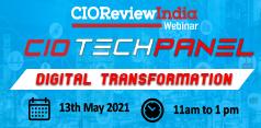 CIO Tech Panel - Digital Transformation - 2021
