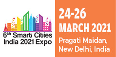 6th Smart Cities India Expo 2021