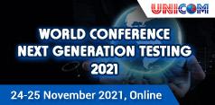 World Conference Next Gen Testing 2021