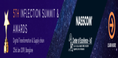 5th Inflection Digital Transformation & Supply Chain Summit & Awards.