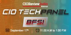 CIO Tech Panel - BFSI