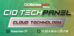 CIO Tech Panel - Cloud Technology