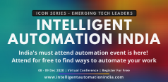 Intelligent Automation India 2020