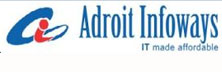 Adroit Infoways - Offering Customizable Futuristic Products Assuring Scalability