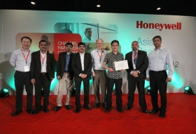 Honeywell Honors Top Asia - Pacific Channel Partners
