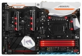 GIGABYTE Launches New AORUS Gaming Motherboards