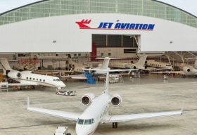 Jet Aviation Basel Bases Future Digitalization Strategy on P