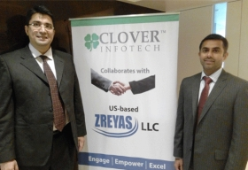 Clover Infotech announces strategic collaboration with USA b