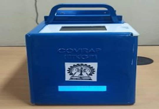 IIT Kharagpur introduces COVIRAP diagnostic technology
