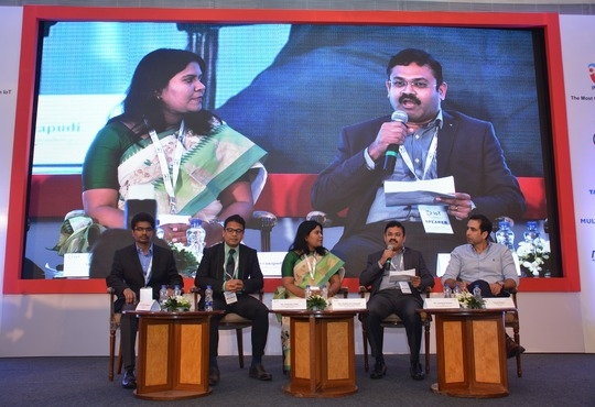 IoT India Confex, India's most comprehensive IoT Conference, held in Bengaluru
