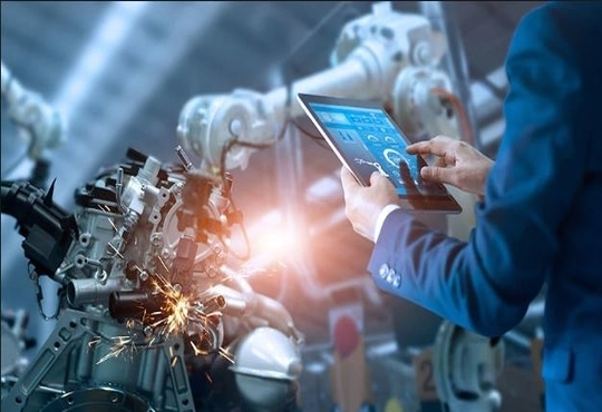 Industry 4.0 - Transfiguring the Manufacturing Ecosystem