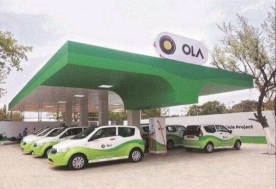 For EV Manufacturing Facility, Ola Collaborates With Siemens