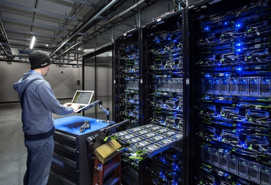 Innovative Strategies to Ease the Data Centre Management Process