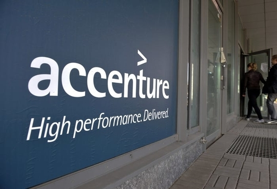 Accenture Results Bolster Prospects of a Recovery for Indian IT Companies