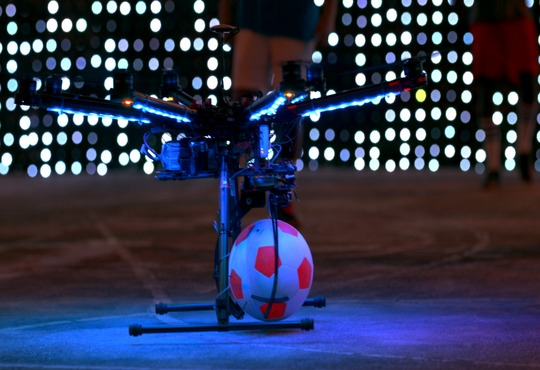 DHL integrates technology to deliver match ball innovatively during Hero ISL Season 7