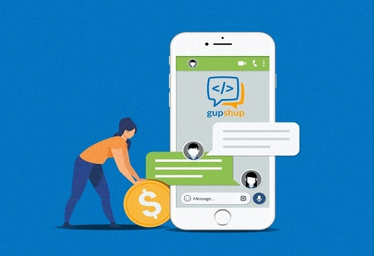 Messaging Startup Gupshup Raises $240 Million from Tiger Global and others