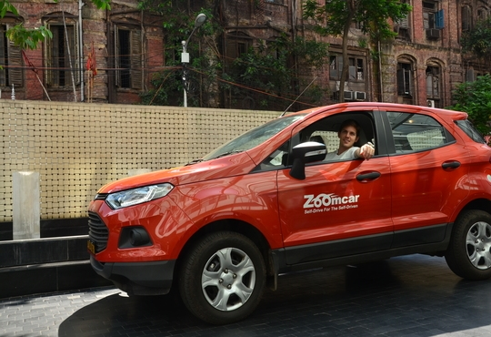 The 'Internet of Moving Things' is Here: Zoomcar Launches Cadabra