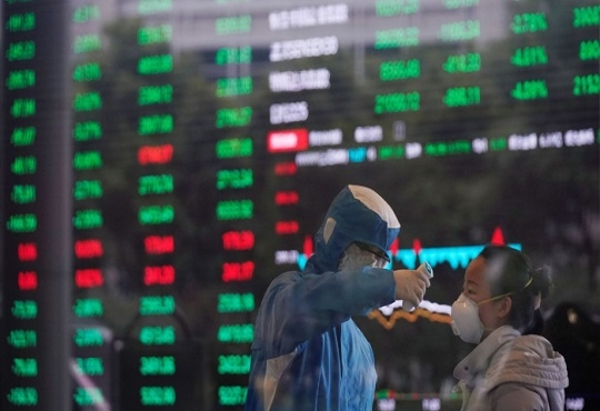 Global Economy under Threat of Recession as Coronvirus Spreads, Says OECD