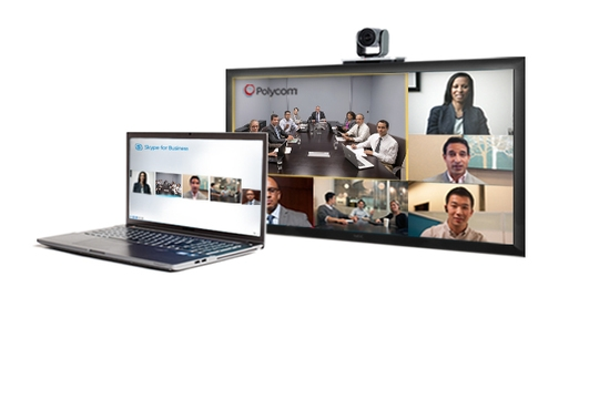 Polycom Delivers One Click Connection to Skype for Business Video Meetings