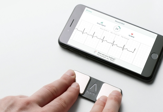 Alivecor Personal Electrocardiogram Enters India