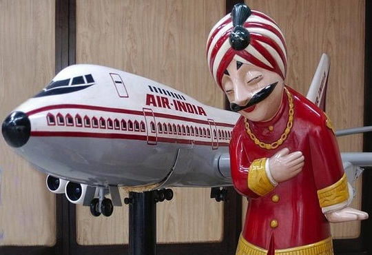 TCS to bid for Air India digitisation project