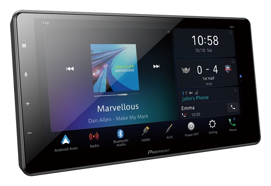 Pioneer India is set to launch three Head Unit Receivers with built-in Alexa Capabilities