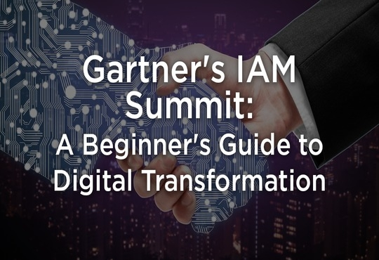 Gartner Announces Identity and Access Management Summit 2016