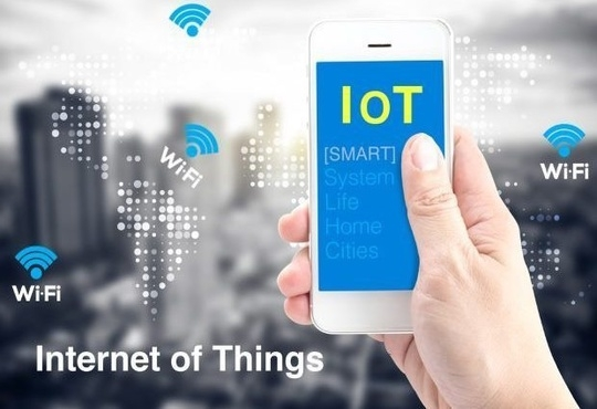 Persistent Systems recognized for IoT Technology competency in 'Zinnov Zones 2017 - IoT Technology Services' Report