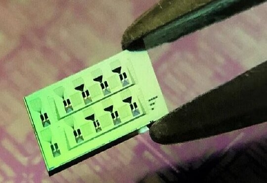 Smallest Ultrasound Detector in the World Developed