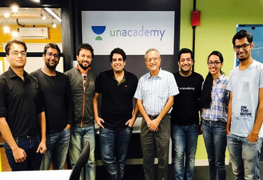 Edtech firm Unacademy raises $440 mn, now valued at $3.44 bn