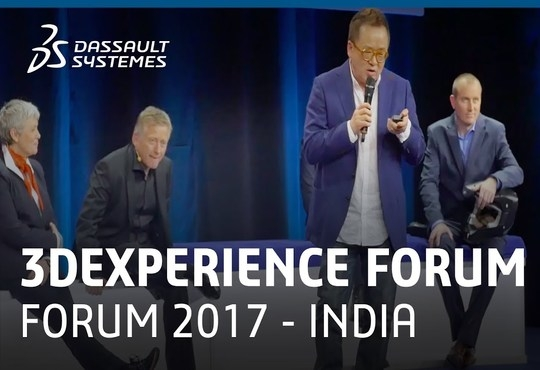 Dassault Systemes' announces the commencement of Centre of Excellence in Aerospace & Defense in Karnataka