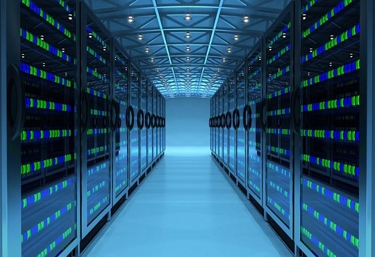 The Metamorphosis of Data Centers