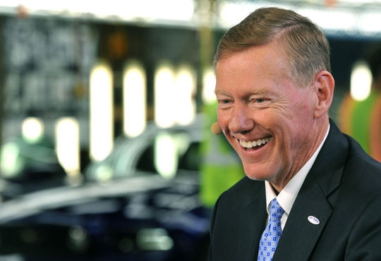 Google Appoints Alan Mulally to its Board of Director