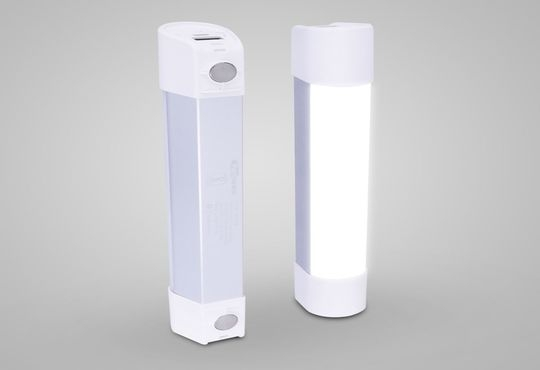 Portronics Announces 'LiteHouse' - A Dual Purpose Rechargeable Emergency Light cum Battery Bank