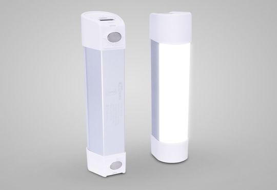Portronics Announces 'LiteHouse' - A Dual Purpose Rechargeable Emergency Light cum Battery Bank