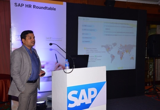 In2IT Technologies in association with SAP organizes HR Roundtable at Bhubaneswar