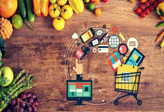 Report says Online Grocery To Become $18bn Industry In India By 2024