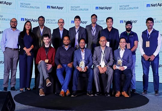 The Netapp Excellerator Program Rocket-Fuels B2B Tech Startup Ecosystem With Cohort Five