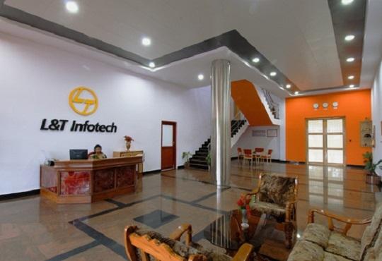 Larsen & Toubro Infotech strikes INR 1 trillion market capitalization