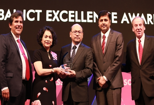 Acer ITS' Smart Parking Meter Solution Won 'Global ICT Excellence Award - Private Sector Excellence' at the World Congress on Information Technology (WCIT) 2018