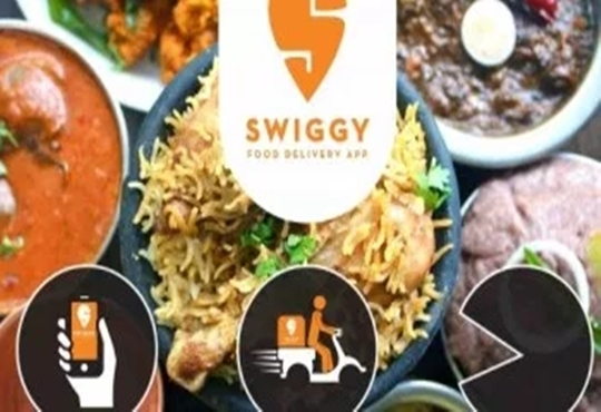 Swiggy raises USD 80 million in Series E-funding led by Naspers