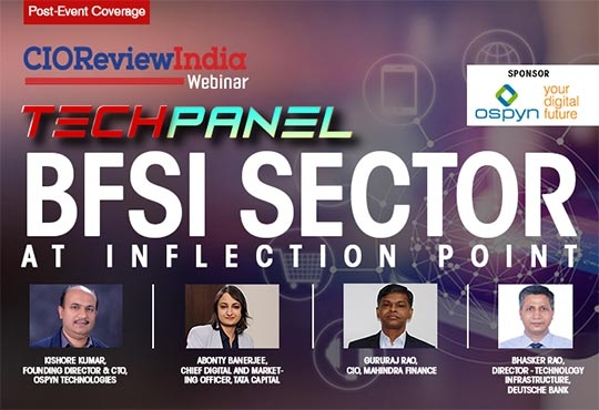 BFSI Sector at Inflection Point