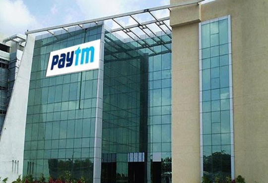 Paytm Leads Among Indian Startups in Comscore's Site Ranking