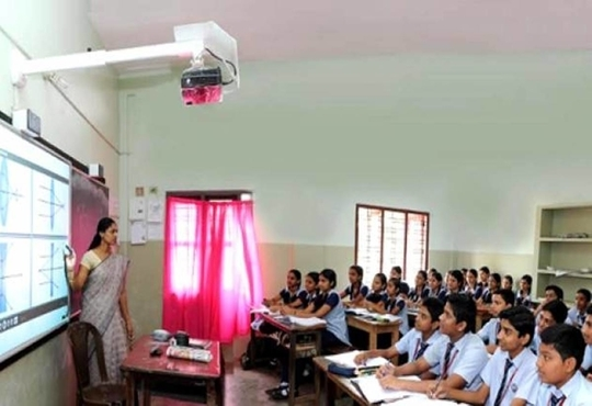 Kerala Government Declares Total Digitalisation of School Education