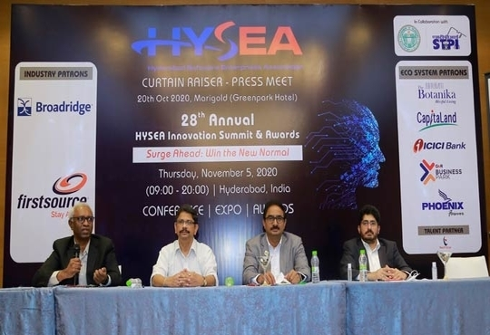 HYSEA Innovation Summit to be held on Nov 5
