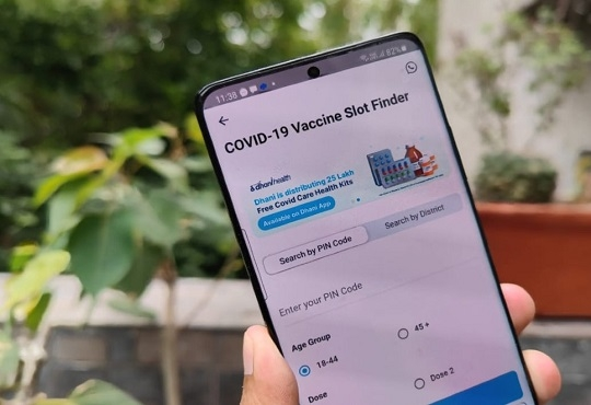 Paytm introduces vaccine appointment booking feature on mobile app