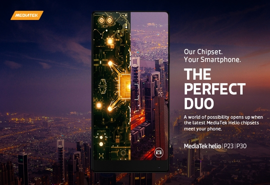 New MediaTek Helio Chipsets Deliver Rich Features to Booming Mid-Range Market