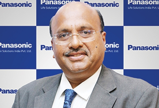 Panasonic India launched a new Spatial Solutions division and promoted Joint MD Dinesh Aggarwal as its head