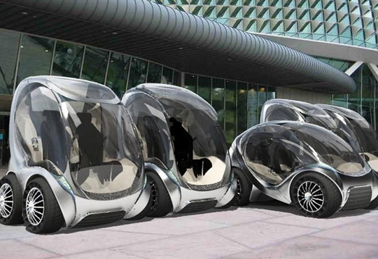 The Technological Prowess Of The Automotive Industry